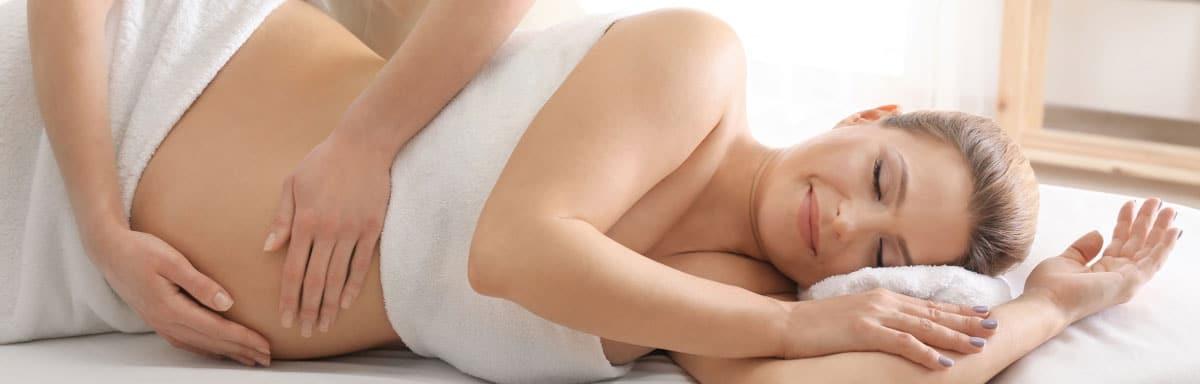 Soin relaxant femme enceinte