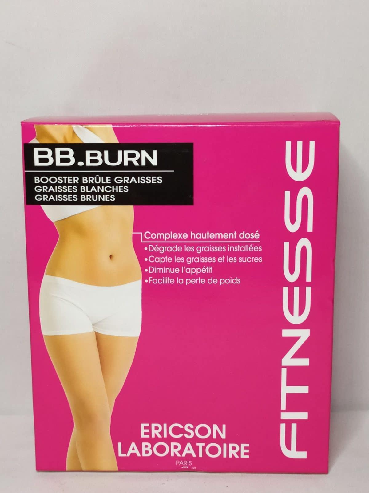 BB. BURN BRÛLE GRAISSE