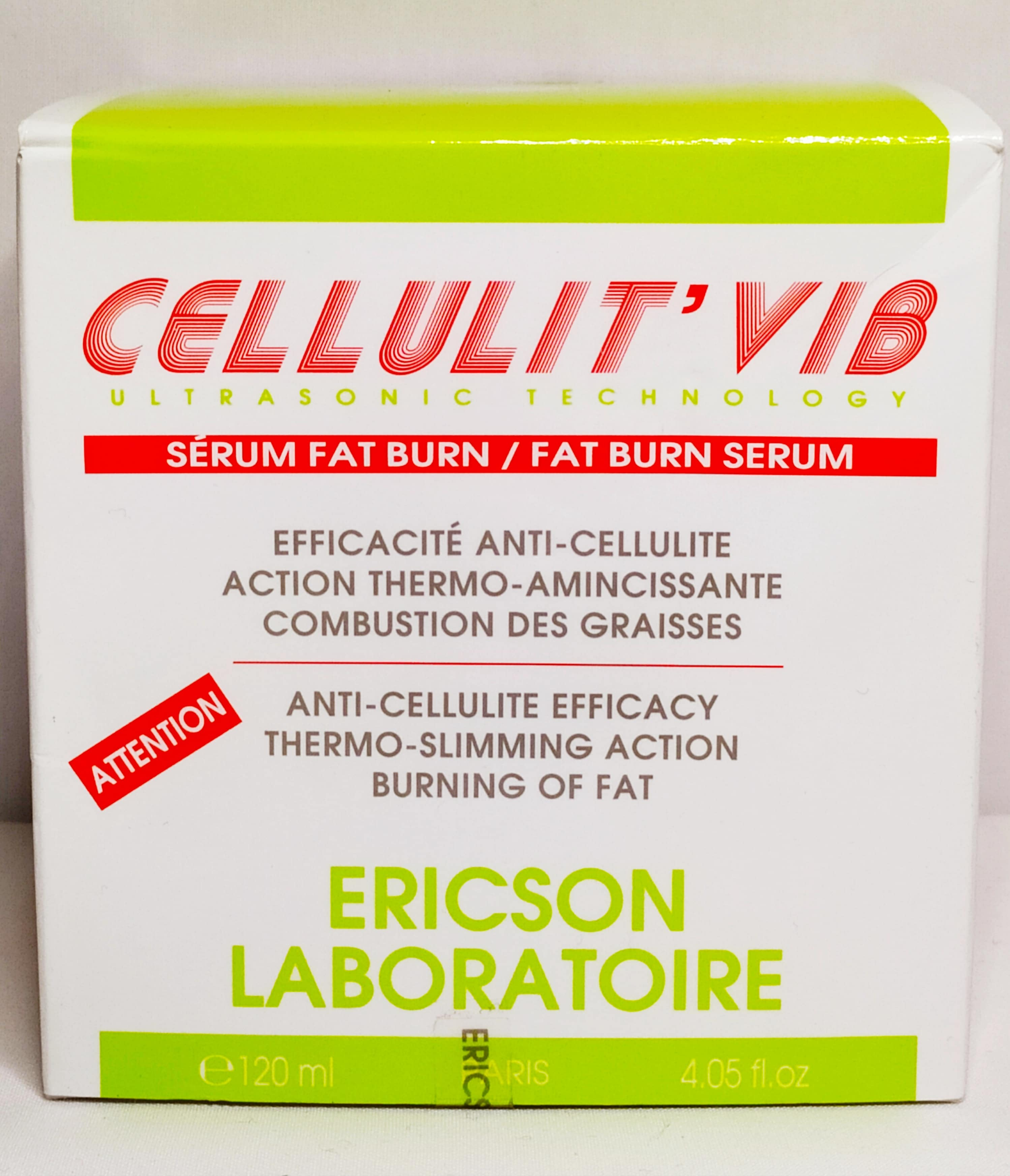 CELLULIT' VIB - SERUM FAT BURN