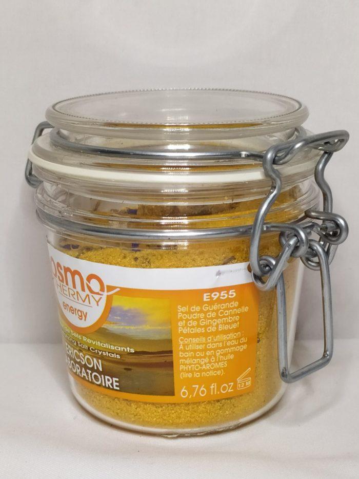 """OSMO SENS - Soins Spa à domicile- """"energy"""" Aromathérapie- phyto-arômes"""