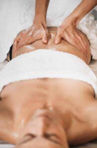 Modelage abhyanga institut rochefort Massage corps ayurvedique