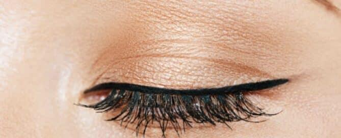 Maquillage semi permanent liner yeux rochefort
