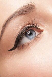 Maquillage semi permanent liner yeux rochefort KTL